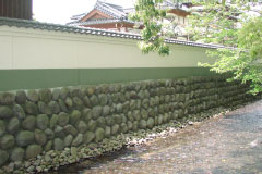 一般家庭宅の外壁工事