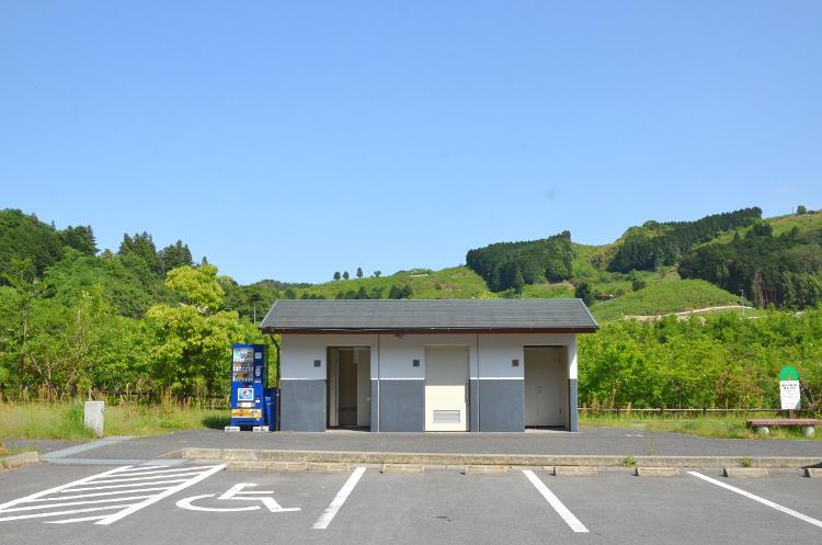 藤波ダム公園トイレ、浄化槽他設置工事