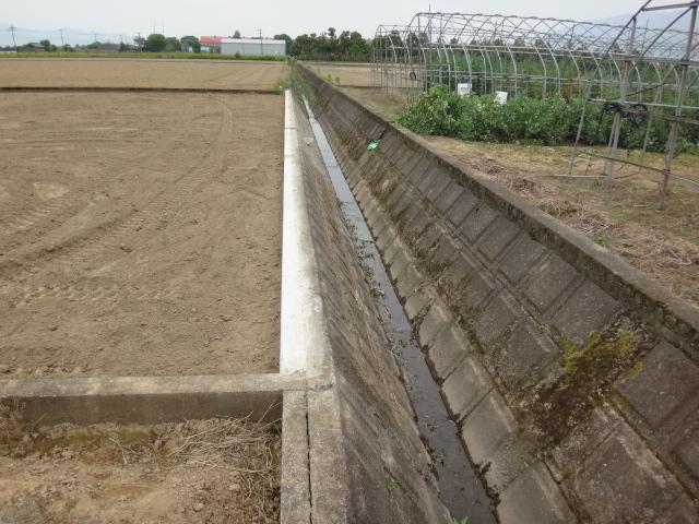 水田の修復、水田整備