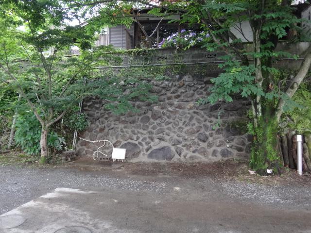 石積み修繕