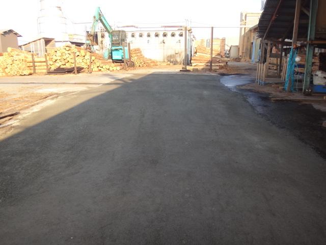 コンクリート舗装