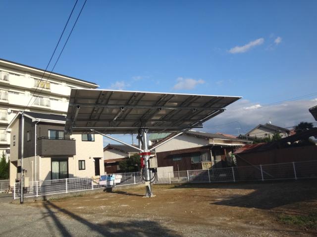 太陽光発電 建設会社