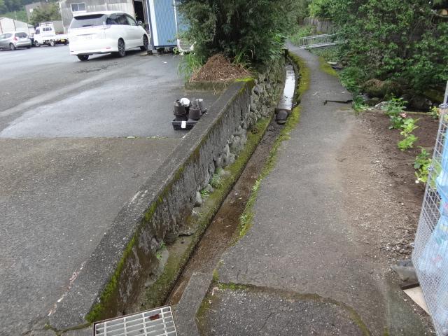 用水路改修