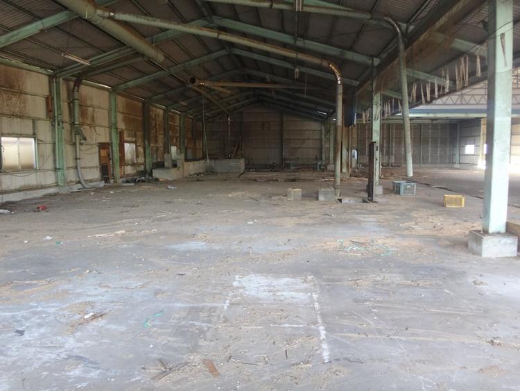 工場整備工事