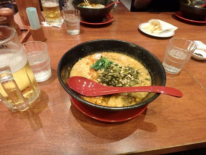 熊本の坦々麺