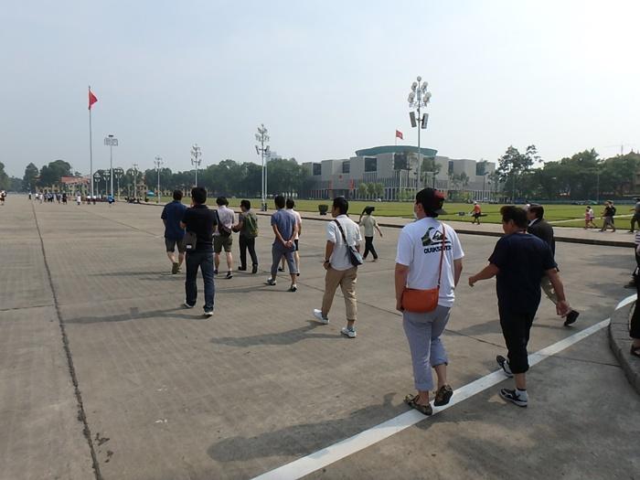 ベトナムを散歩