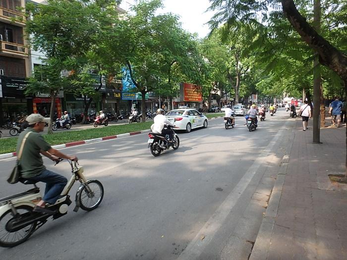 ベトナム郊外