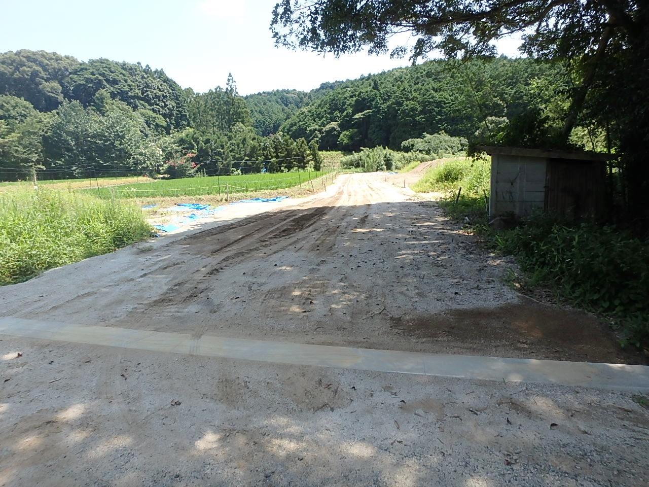 福岡県朝倉市の山