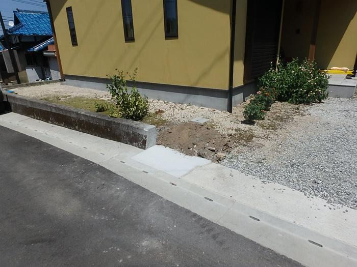 コンクリートを打設