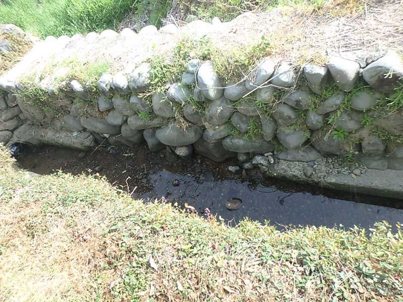 被覆 漏水 用水路 水利組合