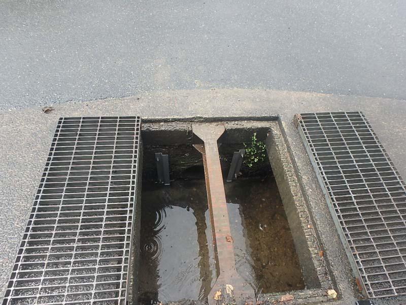 用水調節器 堰板 用水組合