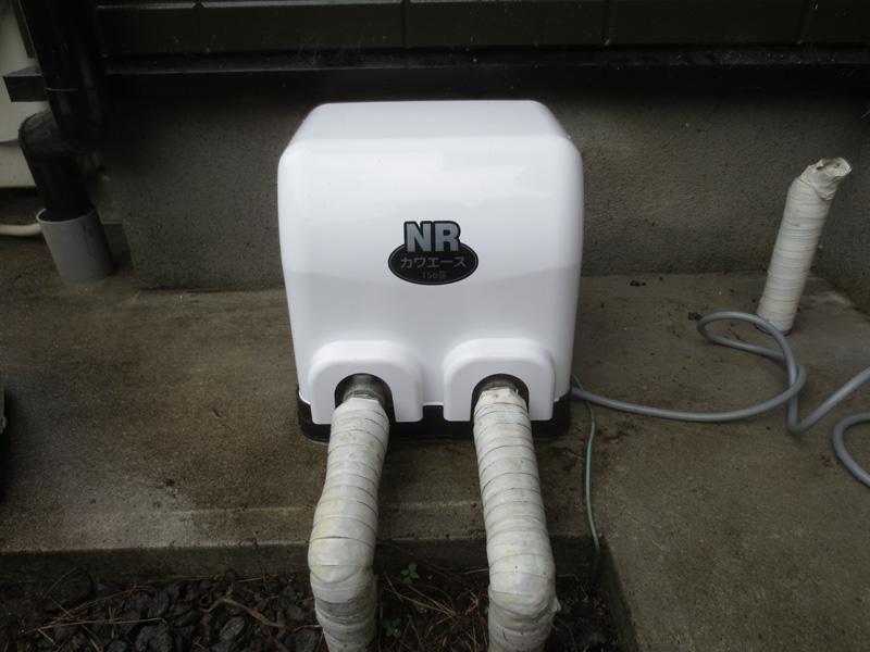 ヤマド 設備 民間 個人 井戸 ポンプ